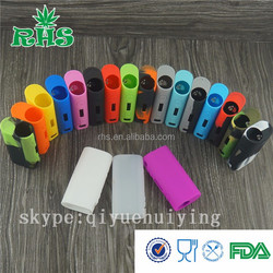 high credit silicone product manufacturer made silicone case for subox, subox mini, kbox mini