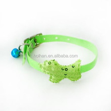CUTE DOG BELL NYLON COLLAR DOG NECKLACE COLLAR PET PRODUCTS SUPPLY