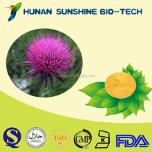 health treatment for Alzheimer's Disease prevention or treatment Milk Thistle Extract