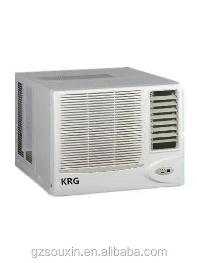 Heating And Cooling Window Units : Btu cooling and heating window air conditioner