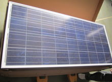 150W 12v poly solar panel pv panel for home
