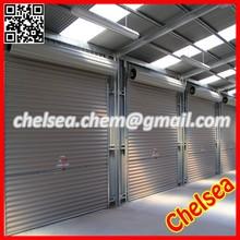 steel interior roller shutter door for industrial arear
