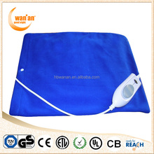 Coral Fleece Portable 12V Cover Blanket 24V Car Use Outdoor Electric Blanket