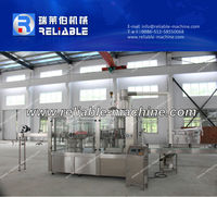 Automatic Beverage Machine / Juice / Oil / Mineral Water Filling Machine