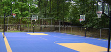 professional High-strength indoor PP Interlock Basketball