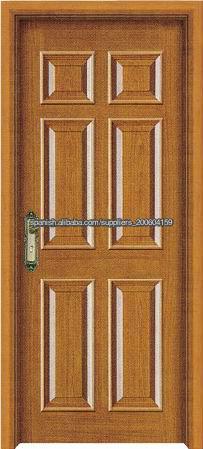 Guangzhou puertas interiores de madera de dise o dj m9026 for Ver puertas de madera para interiores