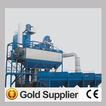 Stationary Asphalt Mixing Plant for Road Construction