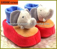 elephant head babies animal winter boots
