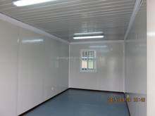 Removable container house