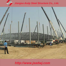 The school gymnasium grid, gas station network, space frame structure engineering
