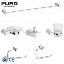 FUAO less expensive green bathroom accessories set adhesives