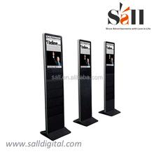 Hot selling 22 inch super slim newspaper lcd screen/lcd display/ lcd screen display
