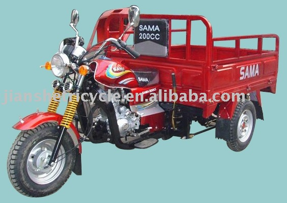 tekerlekli motosiklet 200cc üç