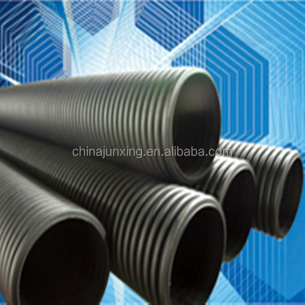 Hdpe drainage pipe and fittings buy perforated