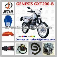 motocicleta repuestos para GENESIS