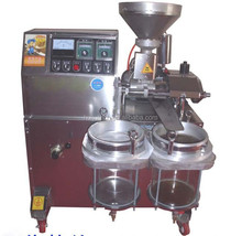 Economical and practical small cold press oil expeller machineHJ-P60