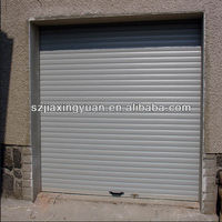 Strong Automatic Security Rolling Shutter Door