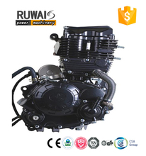 Zongshen powerful water cooling engine 175cc motor tricycle
