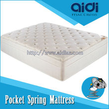 Ikea Standard Bed Sleep Soft Foam Well Queen Pocket Spring Mattress AC-1010