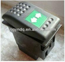 Yanan diseñar y producir profesionalmente interruptores basculantes para autobuses