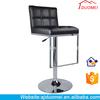 Bar Stools PU Leather Hydraulic Swivel Dinning Chair Bar stools