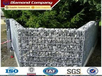 Decorative Wire Mesh Boxes,Welded Mesh Gabion Basket(direct factory)