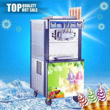 Newest design small outdoor ice cream supplies wholesale