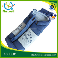 New design Thick and soft comfortable Baby sleeping bag for cold weather