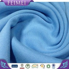 Feimei Knitting Organic 100% Cotton Single Jersey Knit Fabric Combed Cotton Knit Single Jersey