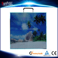 led xxx brightness 6000 cd/sqm /light weight P4.81 outdoor LED screen all pixels for rental LED screen/ led display cabinet/
