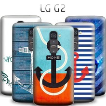 Anchor custom style design for LG G2 G3 G4 housing case all kind of personalized case