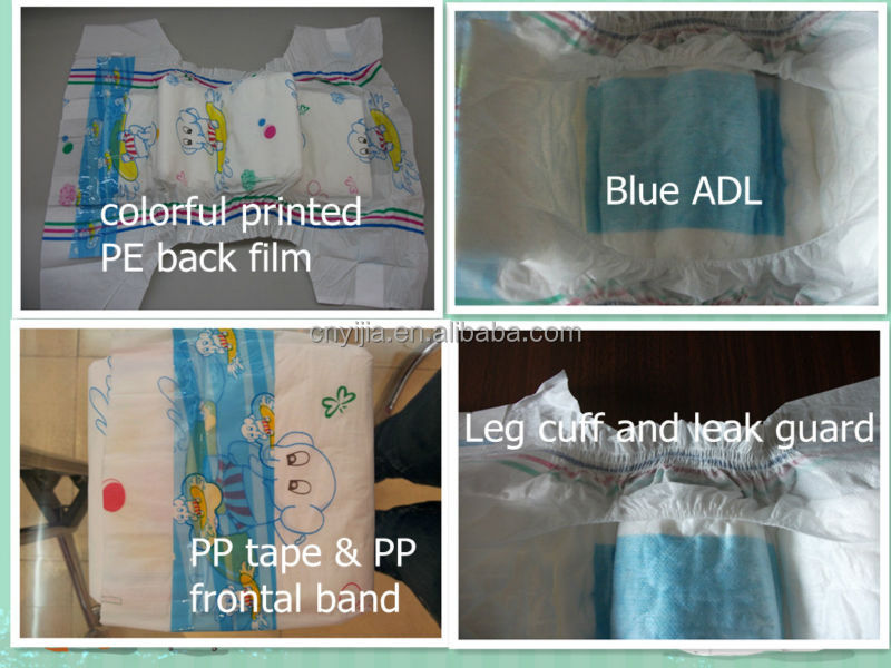 Baby Love Sleepy Baby Diapers to Africa market