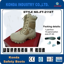 Protective Military Boots