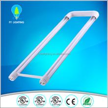 u shape led tube high quality replace T8 u shaped tubes UL cUL certificates