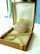 diamond pen drive with gift box for product promotion