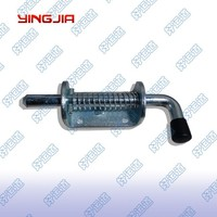 02419 Spring latches,spring loaded bolts for truck body parts