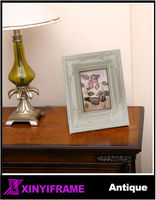 Fancy wood frame photo picture frame wall hanging photo frames