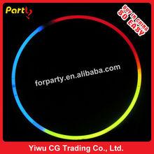 CG-GLO097 Glow necklace multicolor mix color necklace
