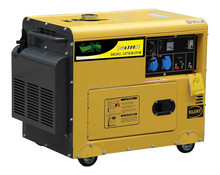 Factory Price Top quality Diesel generator Silent 5kw