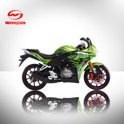 250cc LED lights racing motorcycle for sale(WJ250R)