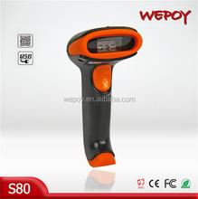 HOT OEM IP42 laser handheld barcode scanner gsm wholesale