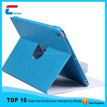 Top Quality Orange Slim Thin Magnetic Leather Smart Wake/Sleep Cover Flip Case for Ipad 2 3 4 ,for ipad 2 PU Leather Case