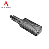 2015 huge vapor ecig model ROFVAPE 50w box mod A box mini from China factory
