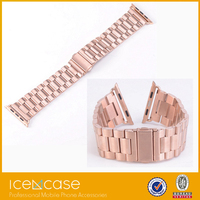 high quality new design stainless steel watch bands for apple watch