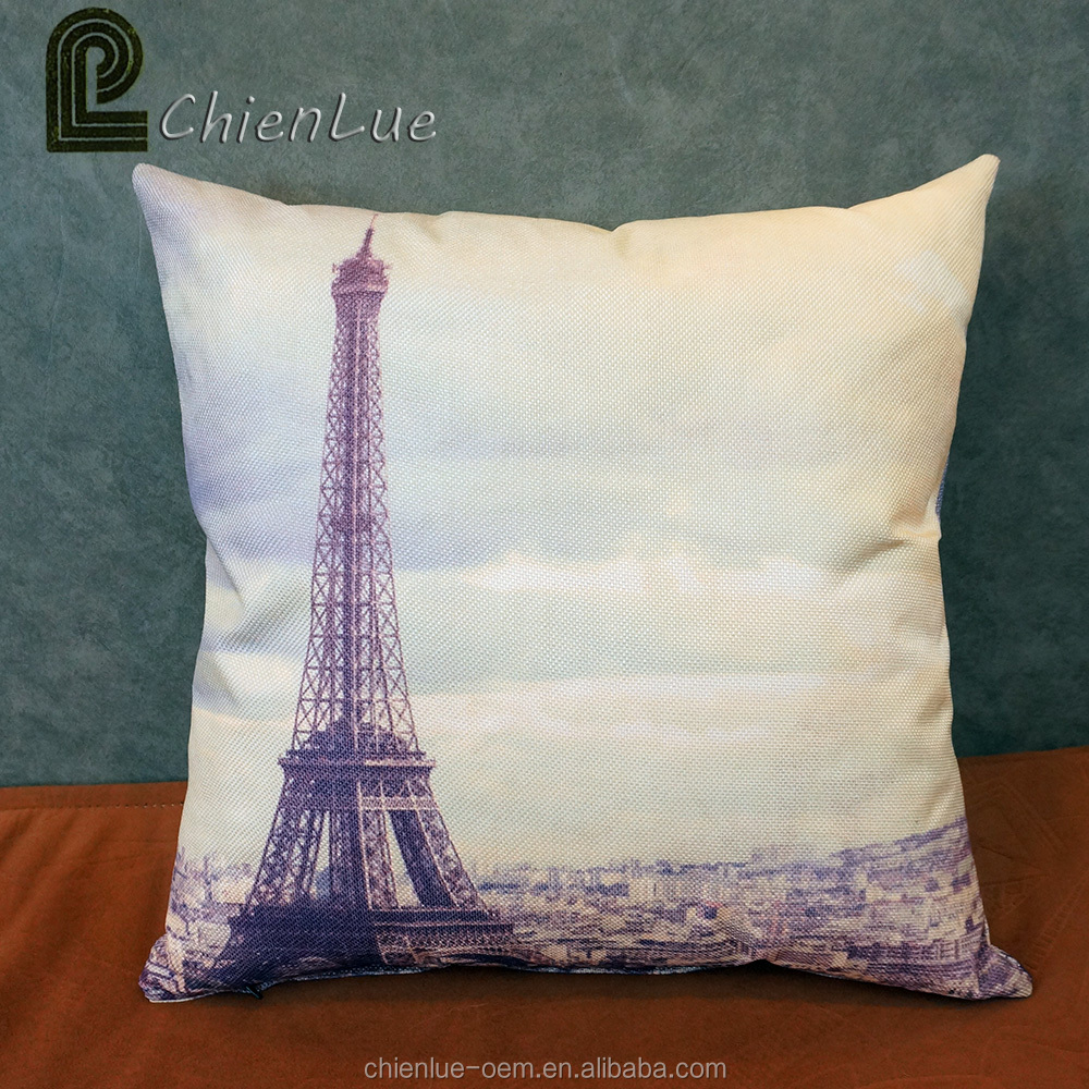 Home Decorative Pillow Case Sofa Custom Cushion Cover