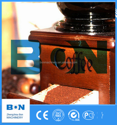 wooden Manual Coffee Grinder Coffee Bean Grinder