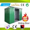 14'x08' garden sheds sheet metal/garden tool shed