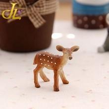 Zakka crafts resin deer gift under 1 dollar