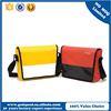 Fashion tarpaulin shoulder bag waterproof messenger bag