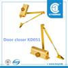 2015 wholesale frameless glass door closer sliding door closer KD051/dorma door closer
